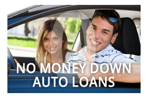 No Money Down Auto Loans Calgary